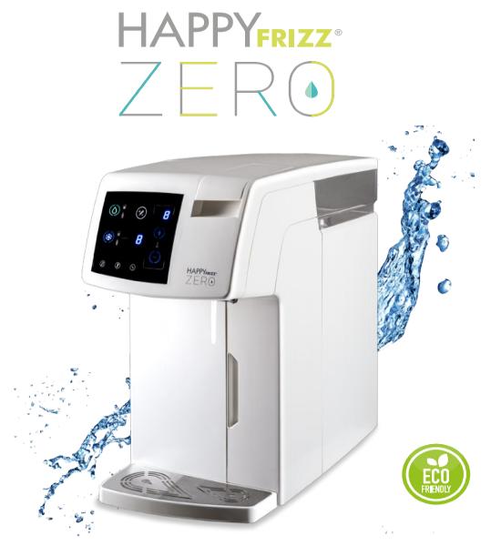 Wasserspender HAPPY FRIZZ ZERO